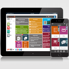 LP+ Learning Platform